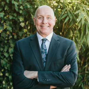 Dean Bauck, real estate agent in South Delta with over 30 years of experience